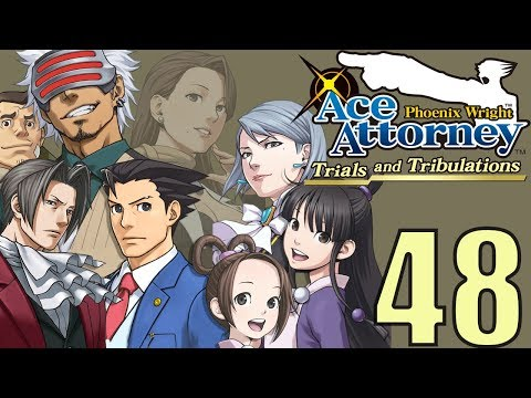 Phoenix Wright Ace Attorney: TaT -48- A Lawyer can't cry till it's over