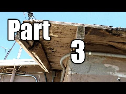 Replacing Soffit And Fascia On Huge House # 3 | THE HANDYMAN | from YouTube · Duration:  22 minutes 33 seconds