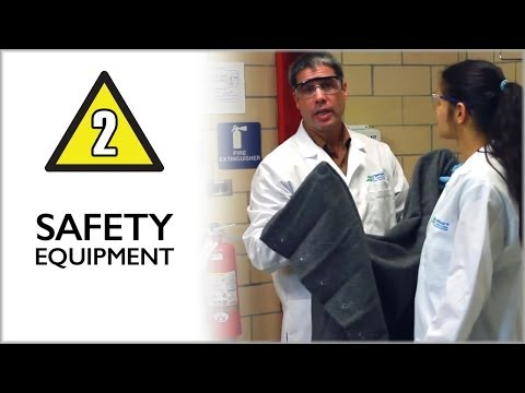 safety-equipment-/-lab-safety-video-part-2