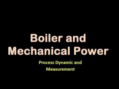 lesson 7: Process Dynamic and Measurement in power generation
