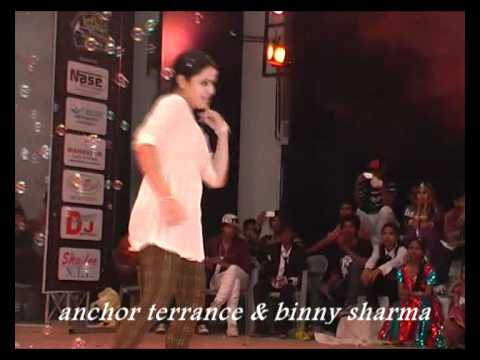 anchor terrance & binny sharma performance