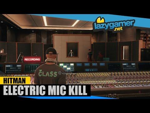 HITMAN EPISODE 4 BANGKOK - Electric Mic Kill