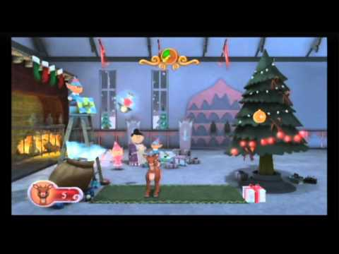Rudolph The RedNosed Reindeer Review Wii