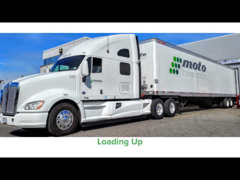 Vancouver, BC to Los Angeles, CA  Round trip in under 2 minutes Trucking