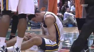 Enes Kanter dislocates shoulder vs. Suns