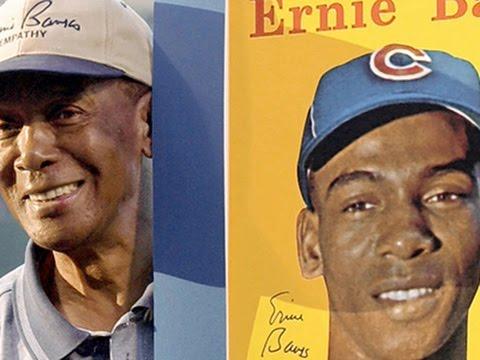 Cubs Hall of Famer Ernie Banks Dies at 83
