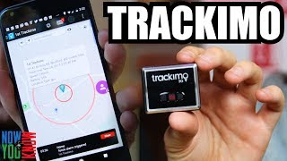 GPS TRACKER! Trackimo TRK-100 - TEST and Review!