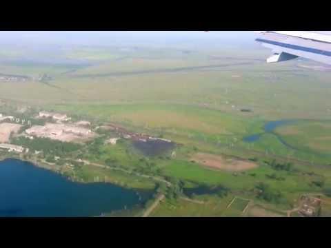 Посадка в Абакане июль 2014