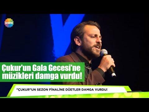 Çukur'un Gala Gecesi'ne müzikleri damga vurdu!