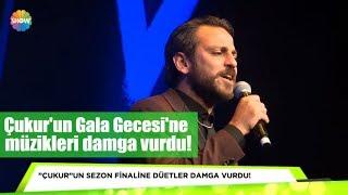 Çukur'un Gala Gecesi'ne müzikleri damga vurdu! Video