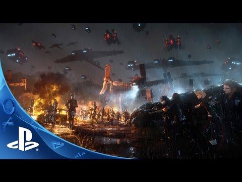 FINAL FANTASY XV - Reclaim Your Throne Trailer | PS4