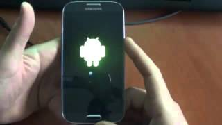 Root Android 4.4.2 KITKAT Samsung Galaxy S4