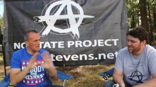 marc stevens no state project at jackalope fest 2016 with adam kokesh