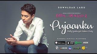 Gambar cover PUJAANKU Melly Goeslaw feat Adikara Fardy ( Video Lyrics )
