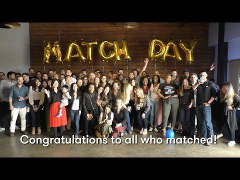 PCOM Georgia Celebrates Match Day 2019 - YouTube