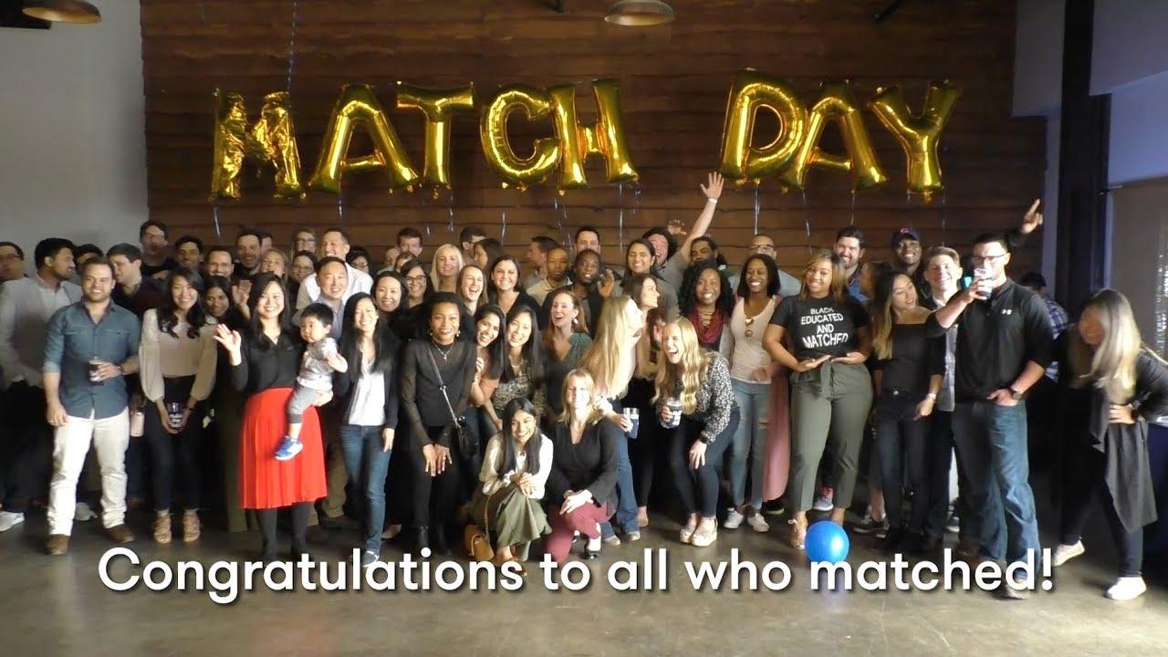 PCOM Georgia Students Celebrate Match Day | March 2019 News
