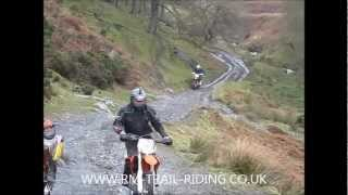 Snowy Mountains Trail Riding Wales