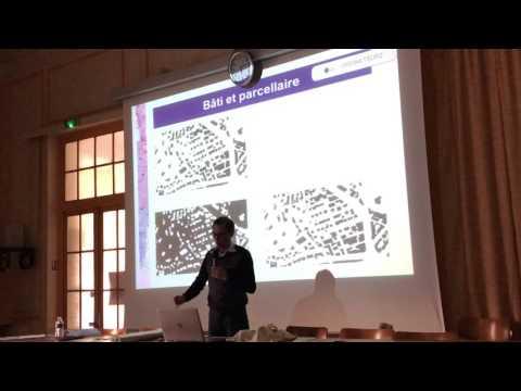 Giovanni Fusco - Les formes des tissus urbains des villes azuréennes