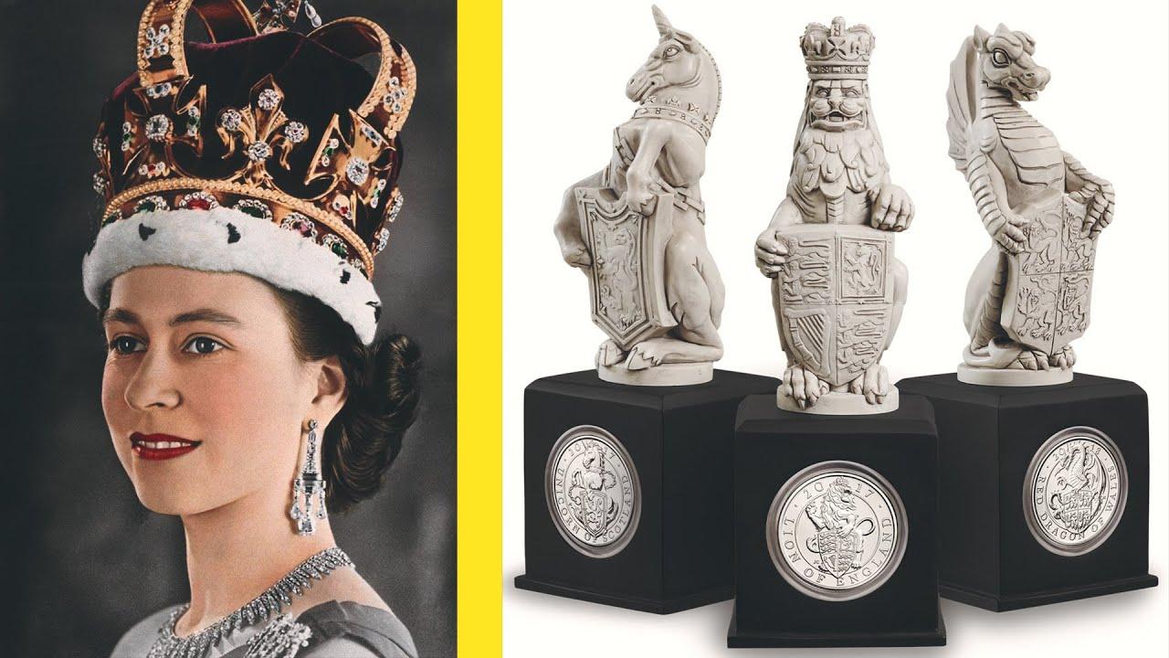 HISTORIA & ANÁLISIS DE LA COLECCIÓN QUEEN'S BEASTS - GoldenAge