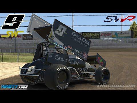 DIRTcar 305 Sprints - Eldora Speedway - July 21st 2019
