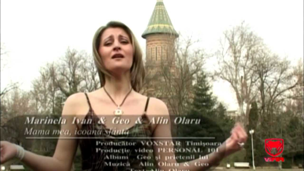 Download Marinela Ivan & Geo & Alin Olaru - Mama mea, icoana sfanta