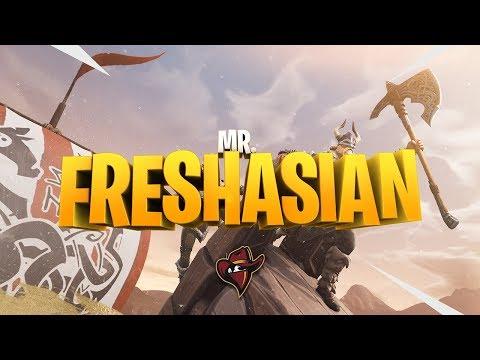 RNG Mrfreshasian - Fortnite's Best Player In OCE