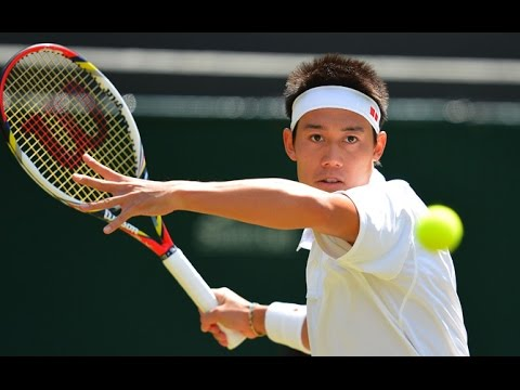 Benjamin Becker vs Kei Nishikori 2014 Semi Final Highlights  - ATP Rakuten Japan Open