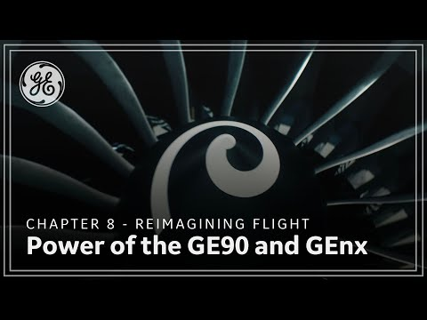 Chapter 8 of 13 - Power of the GE90 and GEnx