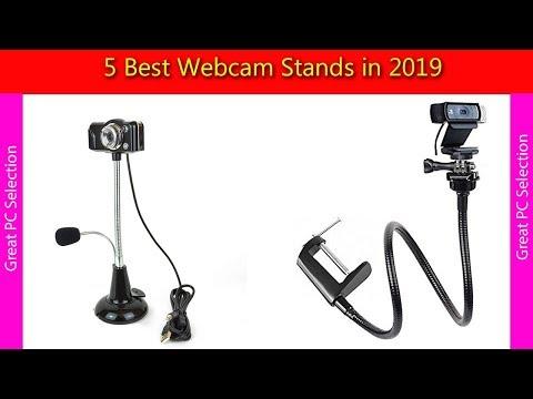 5 Best Webcam Stands In 2019