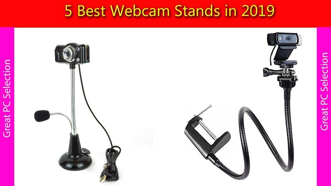 Webcam Shelf For Collar Mounting