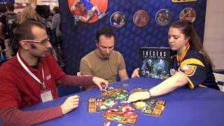 Theseus: The Dark Orbit - Spiel 2013