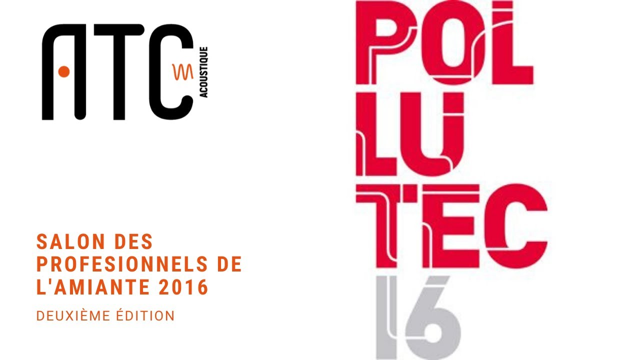 salon pollutec lyon 2016 youtube On salon lyon 2016