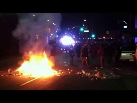 Oakland, CA November 24, 2014