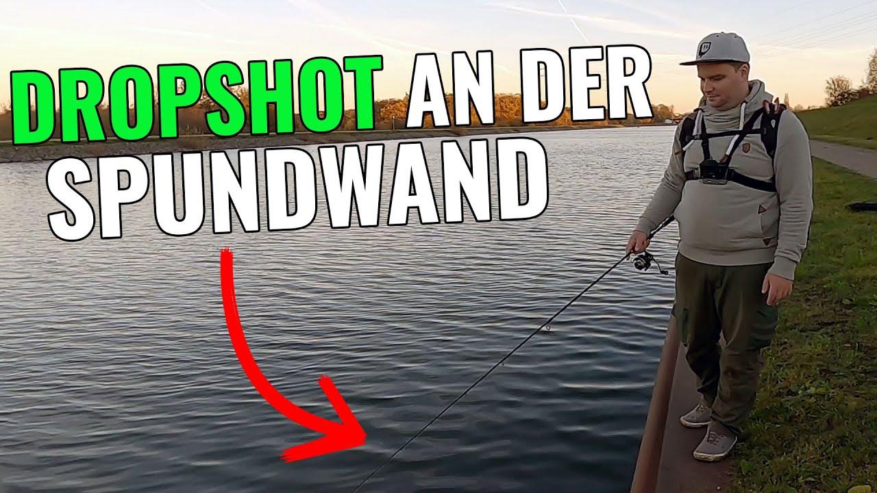 Dropshot Köderfisch | Dickbarsch und Zander
