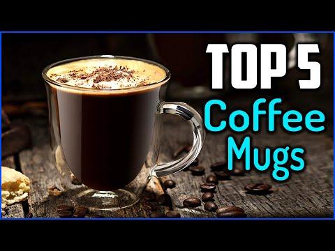 Top 5 Best Glass Coffee Mugs