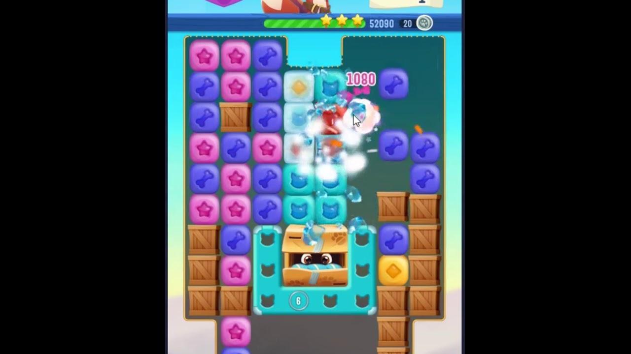 Pet Rescue Puzzle Saga Level 600 No Boosters Skillgaming Youtube