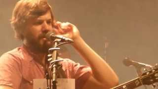 Midlake - Fearless (Pink Floyd cover) - Live Oslo 2014