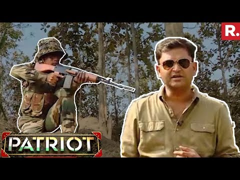 In The Jungles Of Nagaland With Assam Rifles | Part 2 | Patriot With Major Gaurav Arya