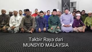 Takbir Raya Munsyid (Munif Hijjaz)