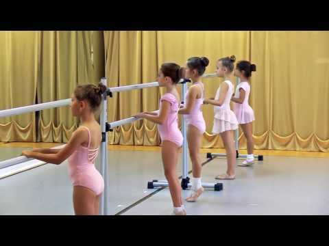 Saladino Dance School, Small Kids Lesson