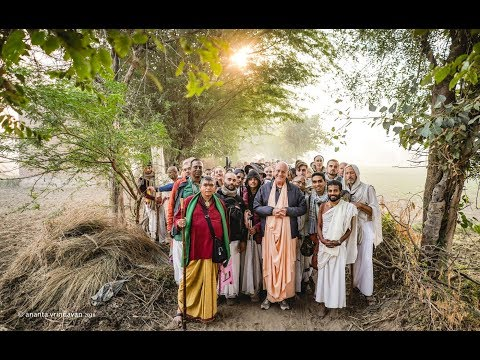 The Desire Trees Of Vrindavan - Varsana Is The Sacred Home Of Srimati Radharani