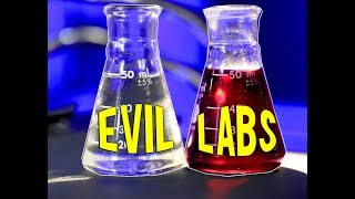 OWNING AN EVIL CORPORATION THAT CREATES DISEASES + SELLS THE CURE! - Evil Labs Gameplay