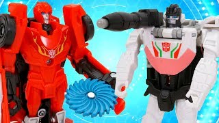 Transformers Cyberverse One Step Changers Full Collection New Hot Rod and Wheel Jack Wave 4