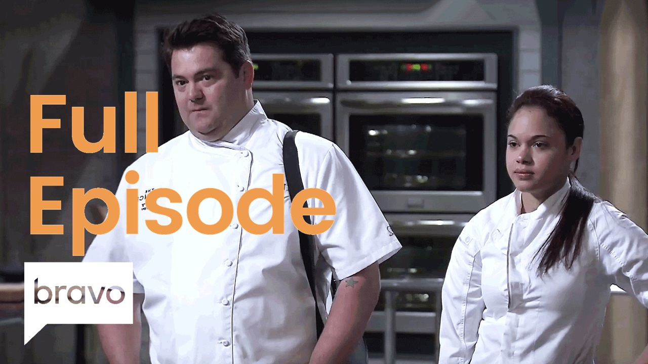 Last Chance Kitchen: A Delicious Burger (Season 13, Episode 5 ...