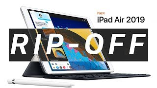 DON'T Buy The New iPad Air | 2019 iPad Air vs iPad Pro 10.5