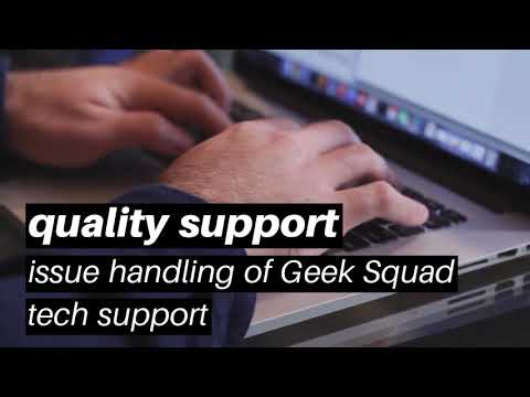 Geek Squad Tech Support - Best Buy
