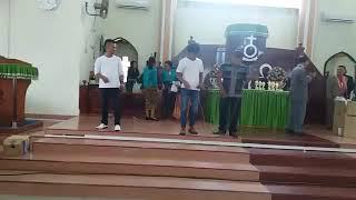 Trio kakak adik  disilbakkon_puang_( lady )