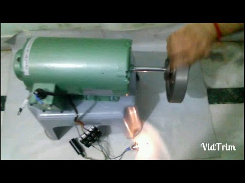 2 KW PMA Alternator for Wind Hydro or Thermal By Mohinder Kaushik