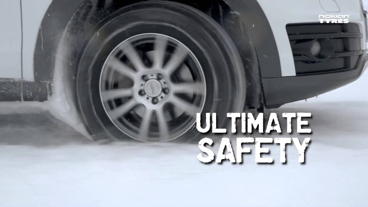 Nokian Hakkapeliitta Winter Tyres Multiple Test Winner Youtube