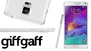 Samsung Galaxy Note 4 Review | giffgaff